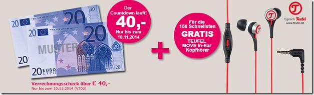 image thumb102 [schnell] Jahresabo TV Spielfilm für 14,60€ anstatt 54,60€ + Teufel Move Kopfhörer (Wert 69,98€) für die ersten 150 Besteller