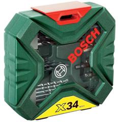 image thumb114 Bosch X Line Classic Bohrer  und Schrauber Set (34 tlg.) für 11,99€