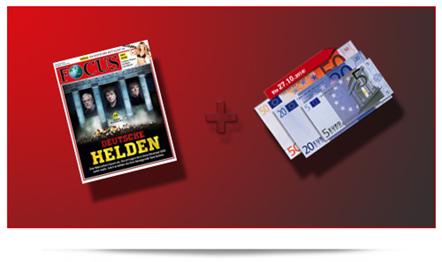 image thumb88 [Top] Halbjahresabo (26 Ausgaben) FOCUS für 21,20€ anstatt 96,20€