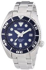 image Seiko Herren Armbanduhr XL Analog Automatik Edelstahl SBDC003 für 383,20€