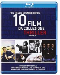 image 3 Amazon Spanien: 10 Thriller auf Blu ray für 22,47€