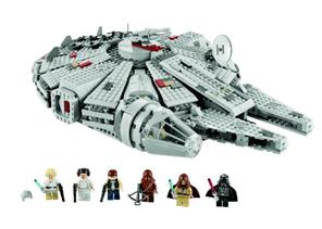 image LEGO Star Wars 7965   Millennium Falcon für 107,99€