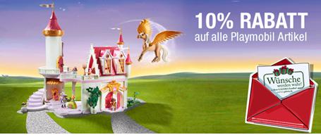 image thumb Galeria Kaufhof: 10% Extra Rabatt auf Playmobil Produkte