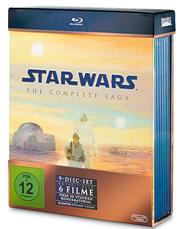 image Star Wars: The Complete Saga I VI [Blu ray] ab 55,99€
