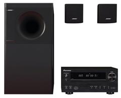 image BOSE 62903 Acoustimass 3 Stereo Speaker System inkl. Pioneer X HM51 K Receiver für 399€