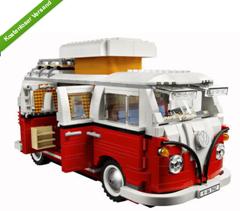 image Lego Volkswagen T1 Campingbus (10220) für 87,30€