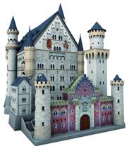 image 3D Puzzle Ravensburger Schloss Neuschwanstein (216 Teile) für 22,99€