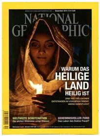 image thumb NATIONAL GEOGRAPHIC im Prämienabo ab 3,60€ anstatt 63,60€