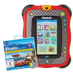 image thumb Storio 2 Cars Edition inkl. Lernspiel für 60€ inkl. Versand