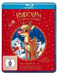 image Rudolph mit der roten Nase   Der Kinofilm [Blu ray] für 3,99€