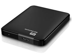 image WD Elements externe Festplatte 750GB (2,5 Zoll, USB 3.0) für 45€