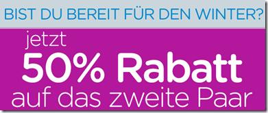 image 50% Rabatt auf das 2. Paar bei Crocs.de + keine Versandkosten