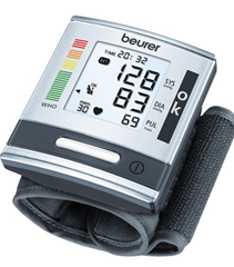 image Beurer BC 60 Handgelenk Blutdruckmessgerät für 29,99€ (Vergleich 44,98€)
