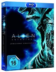 image Alien Anthology   Jubiläums Collection [Blu ray] für 19,99€
