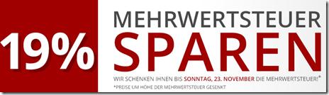 image Druckerzubehör.de: 19% Mehrwertsteuer sparen + 3 Gratisartikel