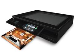 image HP Envy 120 eAll in One Tintenstrahl Multifunktionsdrucker (A4, Drucker, Scanner, Kopierer, Wlan, USB, 4800x1200) für 99€