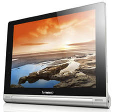 image thumb Lenovo Yoga Tablet 10 HD+ WiFi silber für 199€
