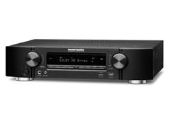 image Marantz NR1504/N1B Slim line 5.1 AV Receiver (85 Watt, HDMI, Netzwerk mit AirPlay/Spotify) für 269€