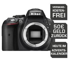 image Nikon D5300 SLR Digitalkamera + TAMRON AF 16 300mm für 999€