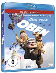 image Oben (+ Bonus Disc + Blu ray 2D) [Blu ray 3D] für 13,97€