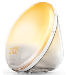 image Philips HF3520/01 Wake Up Light (Sonnenaufgangfunktion, digitales FM Radio) ab 19 Uhr für 89€