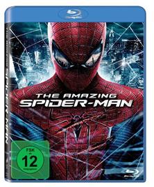image The Amazing Spider Man [2 Blu rays] für 5,83€