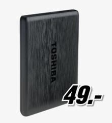 image Toshiba Stor.e Plus 1TB für 49€ (alternativ 500GB für 39€)