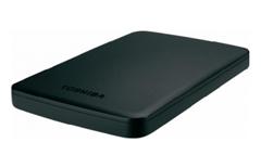 image Toshiba Canvio externe Festplatte USB 3.0 2TB (2,5 Zoll) für 76,81€