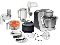 image thumb Bosch MUM56340 Küchenmaschine Styline MUM5 inkl. Zubehör für 219€