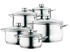 image Ab 11Uhr: WMF Kochgeschirr Set 5 teilig Diadem Plus für 98€