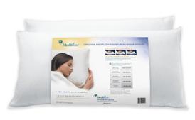 image ab 11:45 Uhr: Mediflow 5201 Wasserkissen im Doppelpack Sparset, 40 x 80 cm für 43,46€
