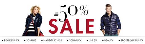 image Amazon: bis zu 50% Rabatt auf Bekleidung, Handtaschen, Schmuck und Co.
