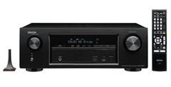 image Denon AVR X1100W 5.1 Surround AV Receiver für 299€