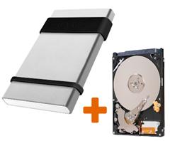 """image 500GB Festplatte mit Festplattengehäuse (USB 3.0, 2,5"""") für 29,99€"""