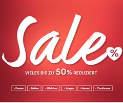 image c&a: bis zu 50% Rabatt im Sale Bereich