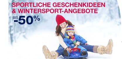 image Amazon: bis zu 50% Rabatt auf Wintersport Angebote