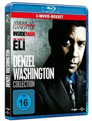 image116 Denzel Washington   Box [3 Filme   Blu ray] für 11,97€