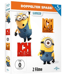 image128 Ich   Einfach unverbesserlich 1&2 [Blu ray] für 15,97€