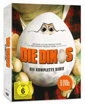 image136 Die Dinos   Die komplette Serie [9 DVDs] für 51,04€