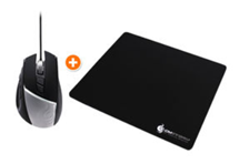 image191 [Ausverkauft] CM Storm Reaper Gaming Mouse inkl. CM Storm Speed RX Large Gaming Mousepad für 29,90€