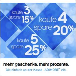 image197 bis zu 25% Rabatt bei Adidas.de dank Gutscheincode