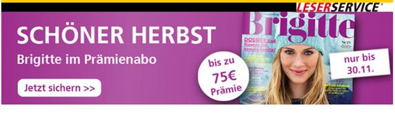 image209 [Top] Brigitte Jahresabo für 73€ inkl. Prämien im Wert von bis zu 75€