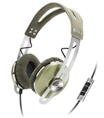 image217 Sennheiser Momentum On Ear Kopfhörer grün für 81,99€ (Vergleich: 129€)