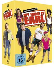 image221 My Name Is Earl   Die komplette Serie [16 DVDs] für 29,97€