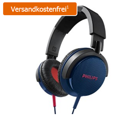 image234 Philips Kopfhörer SHL3100BL ab 6,99€ (Vergleich: 24,77€)