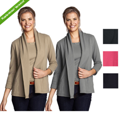 image236 LANDS´ END Damen Cardigan für 14,95€