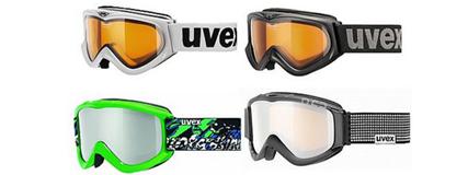 image237 Uvex und Alpina Skibrillen / Snowboardbrillen / Sonnenbrille für je 24,95€