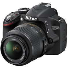 """image276 """"Wer will, der kriegt""""   Nikon D3200 Spiegelreflexkamera mit 18 55 mm Objektiv für 299€"""