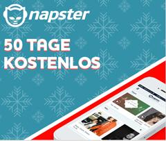 image278 Napster: 50 Tage Napster Music Flatrate kostenlos testen