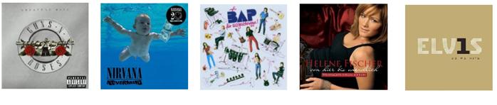 Bild zu Amazon.de: 3 CDs (inkl. gratis MP3 Version) für 15 Euro inklusive Versand